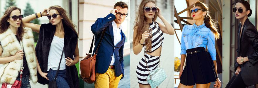 Vêtements homme femme